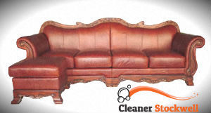 Leather Sofa Cleaning Stockwell